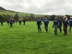 WELLBEING WEEK WITH TY STUDENTS